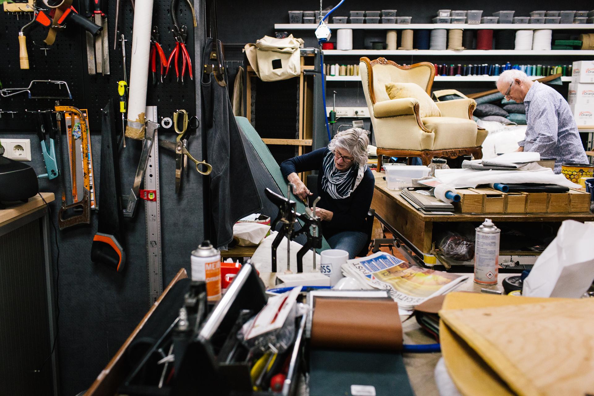 Bedrijfsreportage fotograaf Katwijk